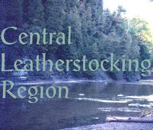 Wintergreen Park, Canajoharie - In the Central Leatherstocking Region